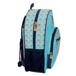 Mochila Escolar Enso Basket Family Adaptable