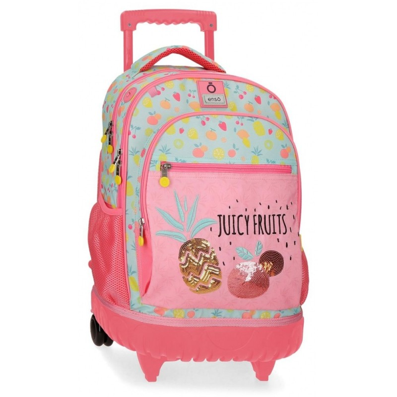 Mochila 2 Ruedas Enso Juicy Fruits