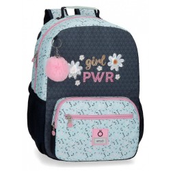 Mochila Portaordenador Enso Girl Power Adaptable