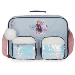 Cartera Escolar Frozen Trust your journey