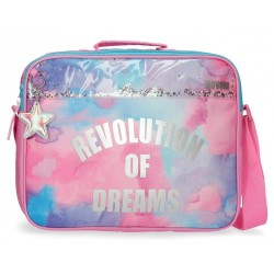Cartera Escolar Movom Revolution Dreams