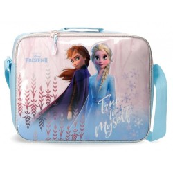 Cartera Escolar Frozen True to Myself
