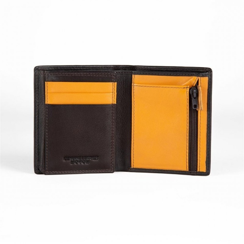Cartera Movom Rectangle vertical Marrón