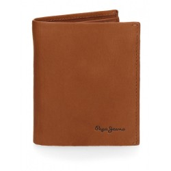 Cartera Pepe Jeans Fair vertical camel
