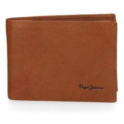Cartera Pepe Jeans Fair horizontal camel