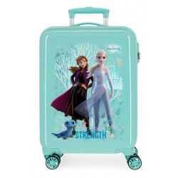 Maleta de cabina Frozen Find Your Strenght rígida 55cm