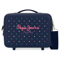 Neceser ABS Pepe Jeans Molly Adaptable