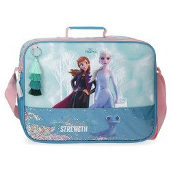 Cartera Escolar Frozen Find Your Strenght