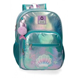 Mochila Enso Be a Mermaid Adaptable