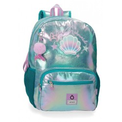 Mochila Portaordenador Enso Be a Mermaid Adaptable