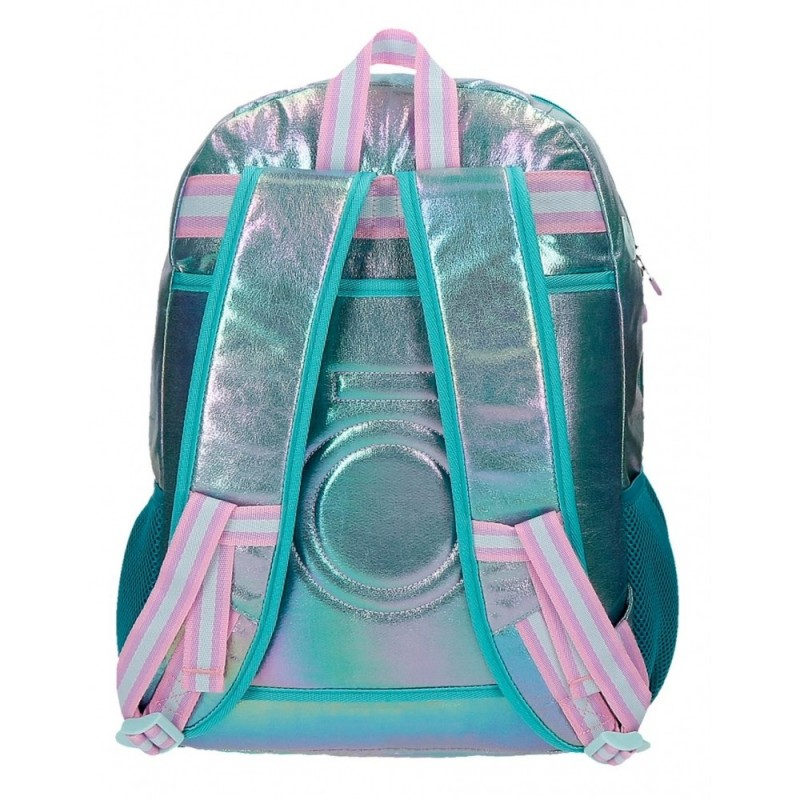 Mochila Enso Be a Mermaid Doble Compartimento