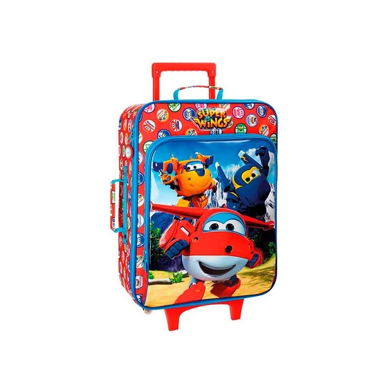 Maleta blanda Super Wings Mountain