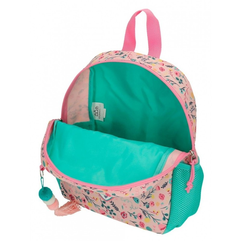 Mochila Pequeña Movom Save the Planet