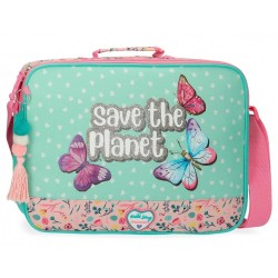 Cartera Escolar Movom Save the Planet
