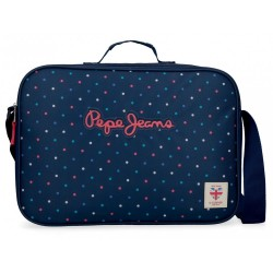 Cartera Escolar Pepe Jeans Molly