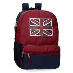 Mochila Escolar Pepe Jeans Andy Adaptable