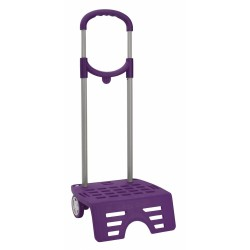 Carro Escolar Roll Road Morado