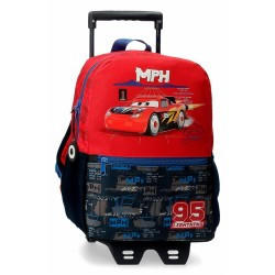 Mochila Cars Rocket Racing...