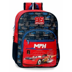 Mochila Escolar Cars Rocket...