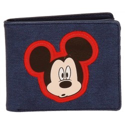 Cartera Mickey Parches
