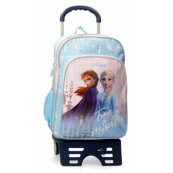 Mochila Escolar Frozen True...