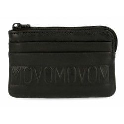 Monedero Movom Ribbon Negro