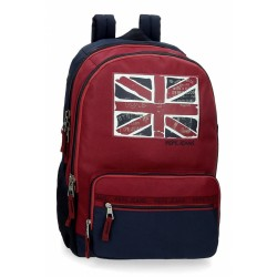 Mochila Pepe Jeans Andy Dos...